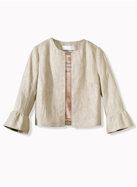 Ellie Mae DJ Textured Weaved Jacket