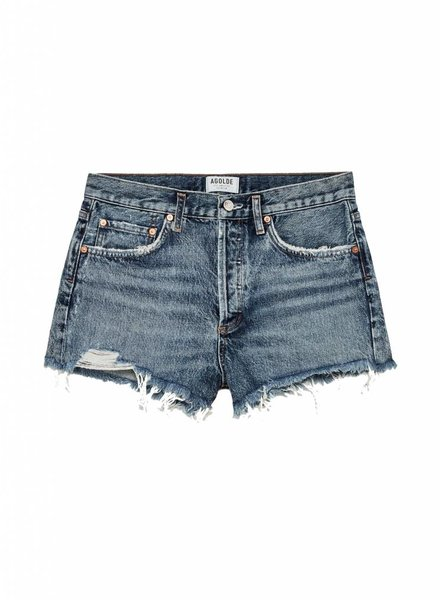 Agolde Parker Vintage Cut Off Shorts