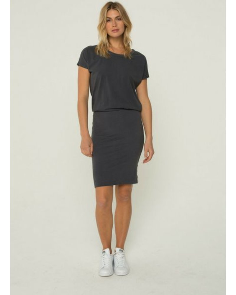 Monrow Drop Shoulder Dress