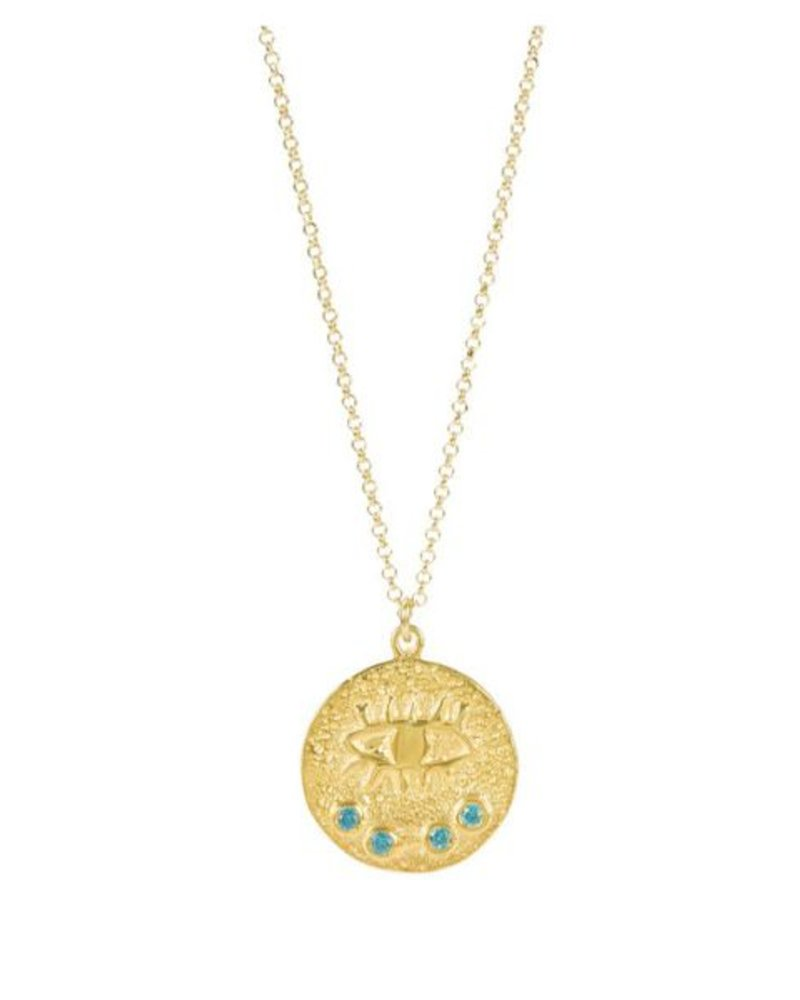 Hermina Wristwear Kressida Small Pendant Necklace
