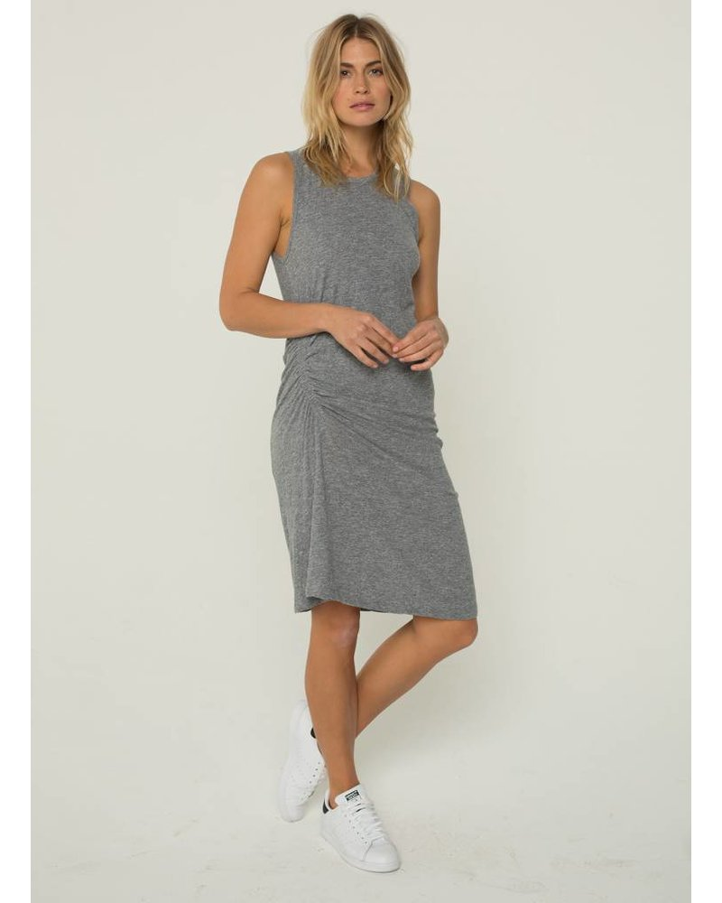 Monrow Asymmetrical Dress