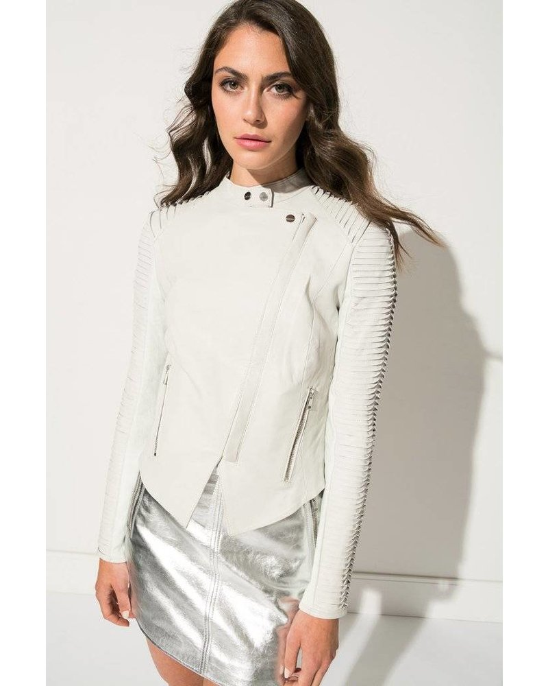 La Marque Paige Leather Jacket