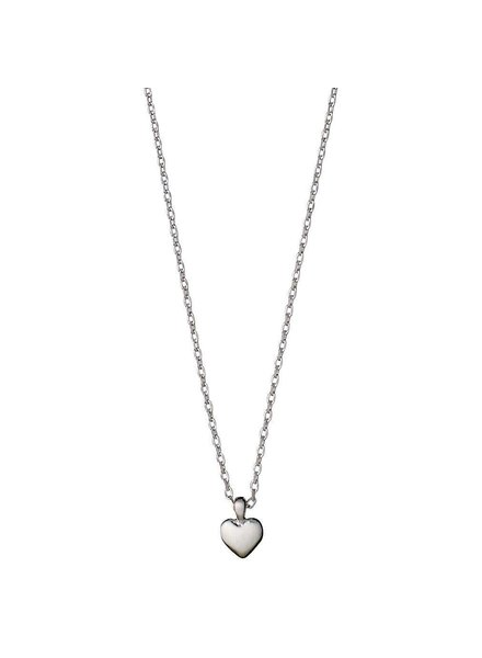 Pilgrim Sophia Small Heart Necklace