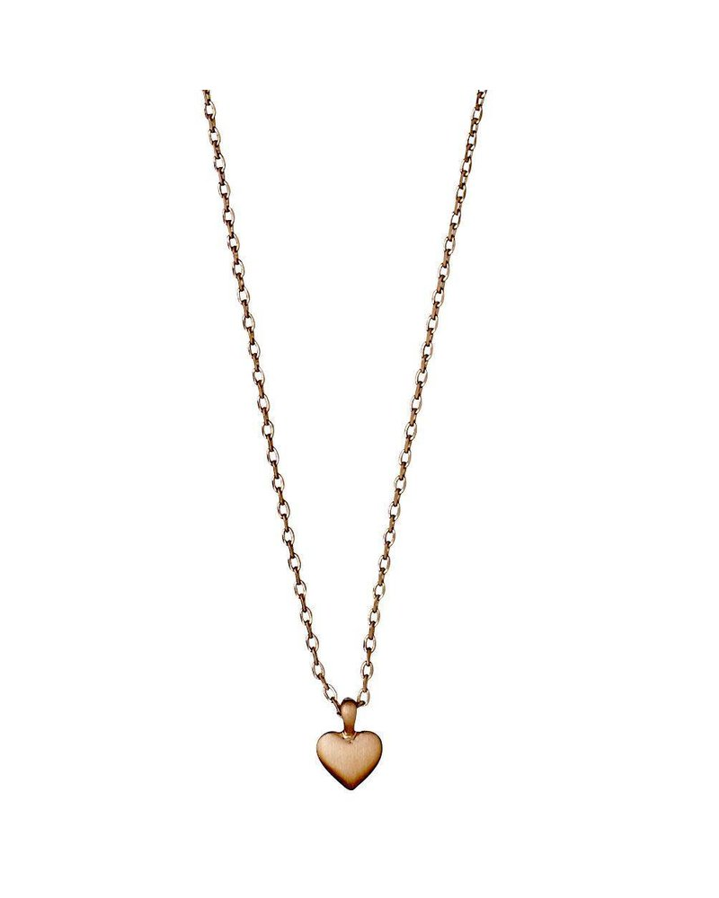 Pilgrim Sophia Small Heart Necklace