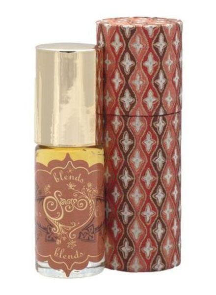 Sage Amber & Carnelian Perfume Oil