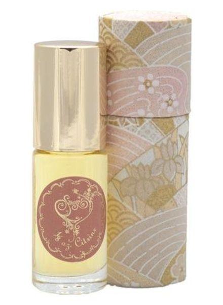 Sage Citrine Perfume Oil