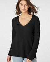 525 America V-Neck Cotton Sweater