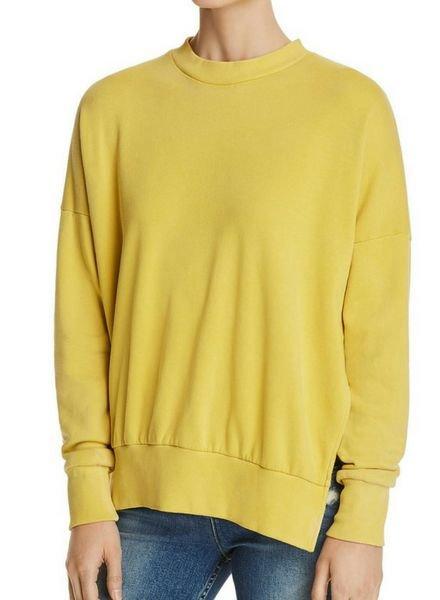 LNA Hudson Side Slit Sweatshirt