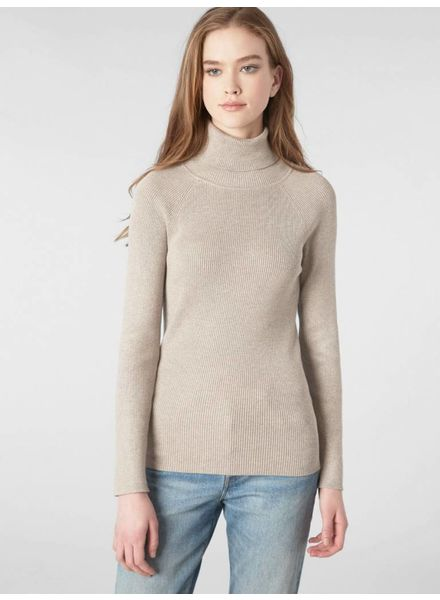 525 America Ribbed Turtle Neck