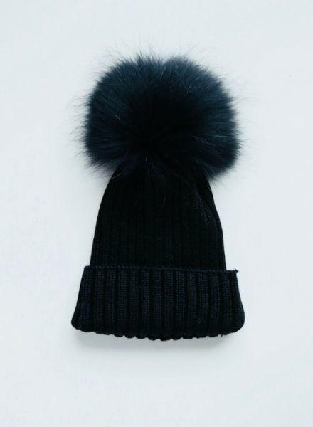 Lyla + Luxe Pom Hat