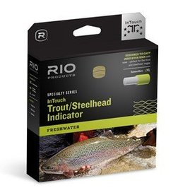 Rio Products Intl. Inc. Rio InTouch Trout/Steelhead Indicator Fly Line