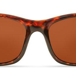 Costa Del Mar Costa Howler Sunglasses - Tortoise Frame & Copper 580P C-mate 2.50