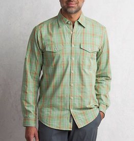 ExOfficio ExOfficio Men's BugsAway Sol Cool Plaid LS Shirt