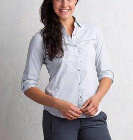 ExOfficio ExOfficio Women's BugsAway Halo Stripe LS Shirt