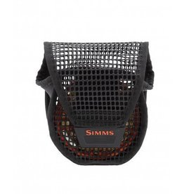 Simms Fishing Products Simms Bounty Hunter Mesh Reel Pouch Medium Black