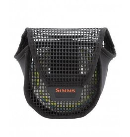 Simms Fishing Products Simms Bounty Hunter Mesh Reel Pouch Large Black