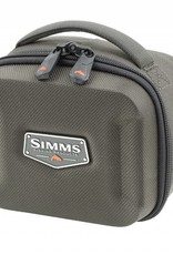 Simms Fishing Products Simms Bounty Hunter Reel Case Small Coal