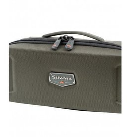 Simms Fishing Products Simms Bounty Hunter Reel Case Medium Coal