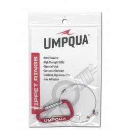 Umpqua Feather Merchants Umpqua Tippet Rings (10 pack)