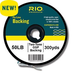 Rio Products Intl. Inc. Rio 2-Tone Gel Spun Backing 50lb