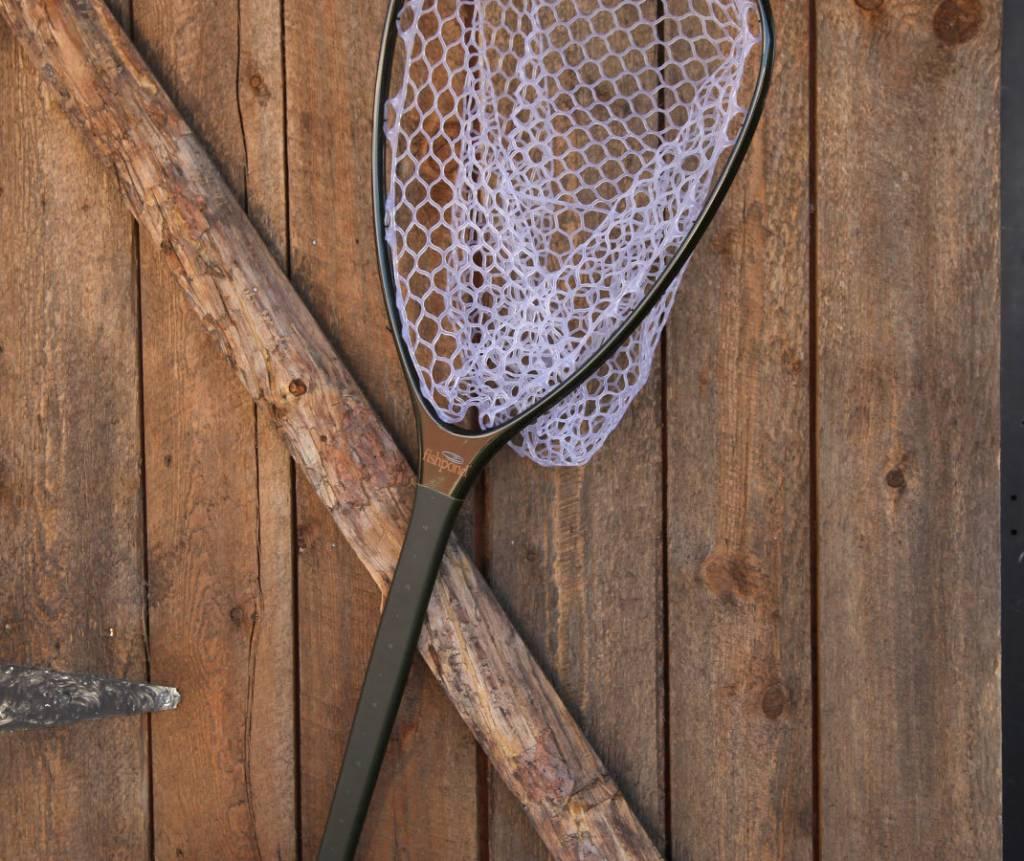 Fishpond Fishpond Nomad Guide Net - Olive