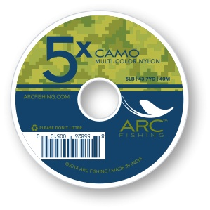 ARC Fishing ARC Camo Tippet