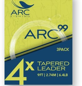 ARC Fishing ARC 99 Knotless Leaders 3PK