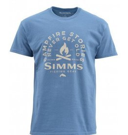 Simms Fishing Products Simms Campfire Stories SS T Shirt
