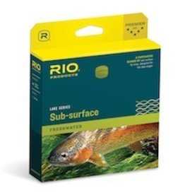 Rio Products Intl. Inc. Rio Aqualux Midge Tip Fly Line