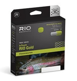 Rio Products Intl. Inc. Rio InTouch Gold Fly Line