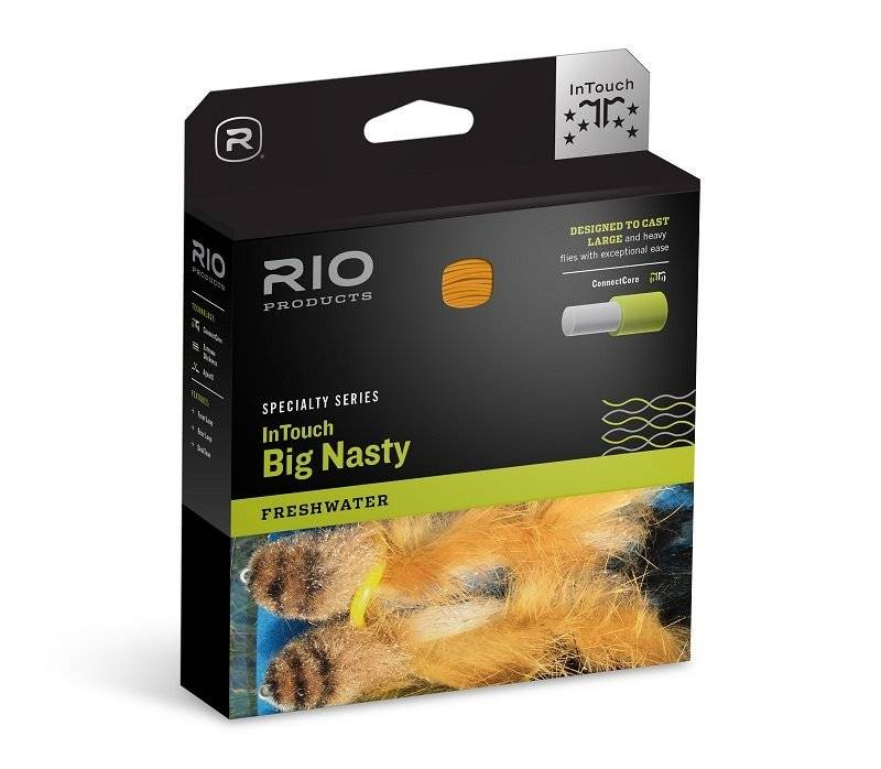Rio Products Intl. Inc. Rio InTouch Big Nasty Fly Line