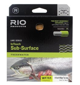 Rio Products Intl. Inc. Rio InTouch CamoLux Fly Line