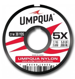 Umpqua Feather Merchants Umpqua Nylon Tippet 30yds