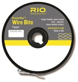 Rio Products Intl. Inc. Rio Powerflex Wire Bite Tippet 15ft