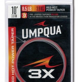 Umpqua Feather Merchants Umpqua Red Hot Power Taper Leader