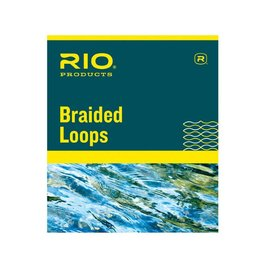 Rio Products Intl. Inc. Rio Braided Loops White