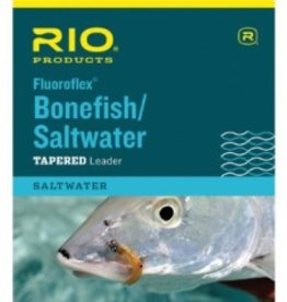 Rio Products Intl. Inc. Rio Fluoroflex Bonefish/Saltwater Leader 9ft