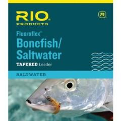 Rio Products Intl. Inc. Rio Fluoroflex Bonefish/Saltwater Leader 9ft