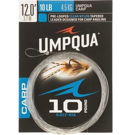Umpqua Feather Merchants Umpqua Carp Taper Leader 12ft 10lb