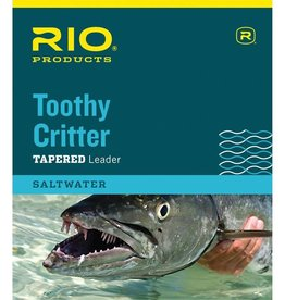 Rio Products Intl. Inc. Rio Toothy Critter Leader