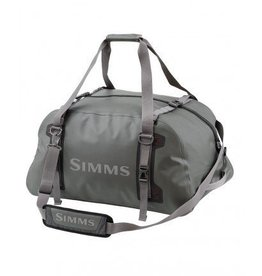 Simms Fishing Products Simms Dry Creek Z Duffle Dark - Gunmetal