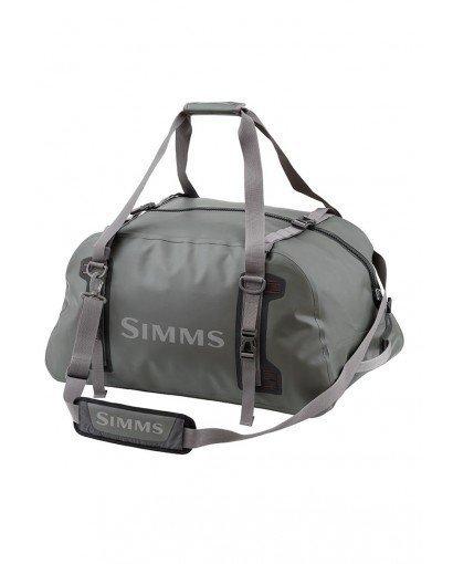 Simms Fishing Products Simms Dry Creek Z Duffle Dark - Gunmetal