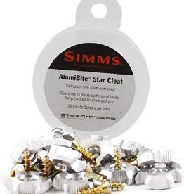 Simms Fishing Products Simms Alumibite Star Cleat (10-Puck)