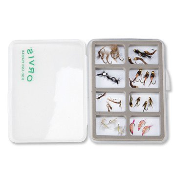 Orvis Orvis Super Slim Vest Pocket Fly Box - 8 Compartment