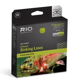 Rio Products Intl. Inc. Rio InTouch Deep 3 Fly Line
