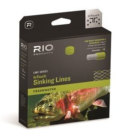 Rio Products Intl. Inc. Rio InTouch Deep 5 Fly Line