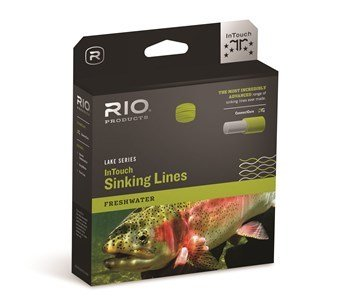 Rio Products Intl. Inc. Rio InTouch Deep 7 Fly Line
