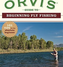 Skyhorse Publishing Orvis Guide to Beginning Fly Fishing Soft Cover