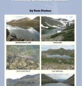 Troutmap River Guides Central Colorado Alpine Lakes Fishing & Hiking Guide