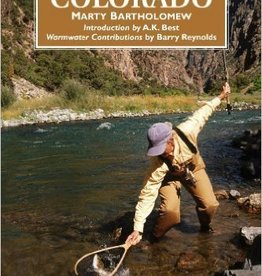 Anglers Book Supply Flyfisher's Guide to Colorado